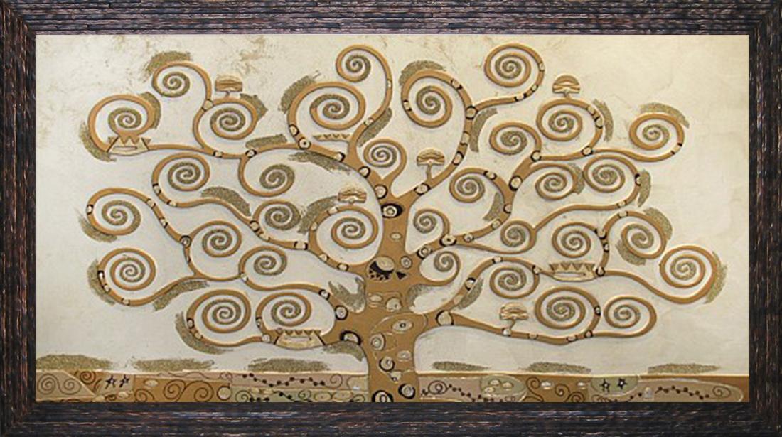Albero della vita galleria d 39 arte anna maugeri for Albero della vita significato